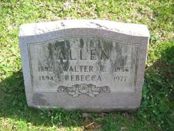 Walter C Allen