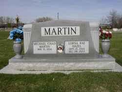 Lorna Rae <i>Hazel</i> Martin