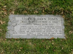 Stormie Dawn Jones