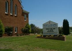 Fews Chapel United Methodist Church Cemetery
