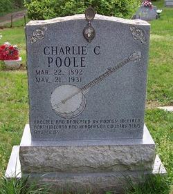 Charlie C. Poole