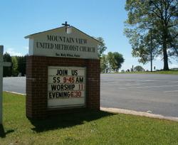 Mountain View Methodist Church Cemetery