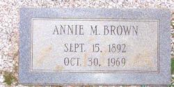 Annie Mae <i>Freeman</i> Brown