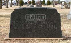 Lillian V. Baird