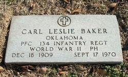 Carl Leslie Baker