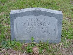 Nelson E Wilkerson