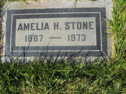 Amelia H Stone