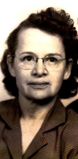 Bessie Gladys <i>Smith</i> Wood