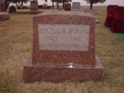 Hazel B. Bolin