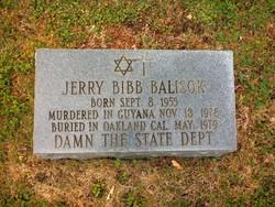 Jerry Bibb Balisok
