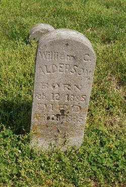 William C Alderson