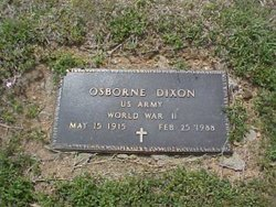 Osborne Clemmie Dixon, Jr
