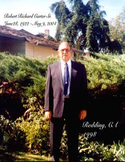 Robert Richard Carter, Sr