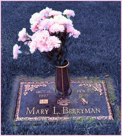 Mary L. <i>Conn</i> Berryman