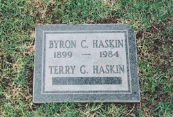 Byron Conrad Haskin