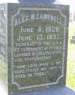 Alexander William Campbell