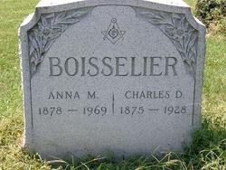 Anna M Boisselier