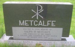 Hon. Ralph Harold Metcalfe
