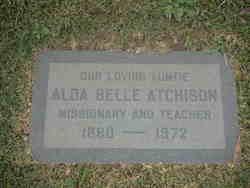 Alda Belle Atchison
