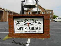 Browns Chapel Baptist Church Cemetery