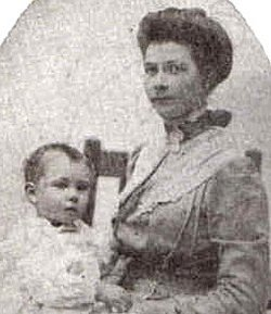 Mary Lucina <i>Woodruff</i> Bennett
