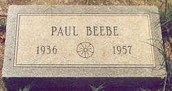 Paul Beebe