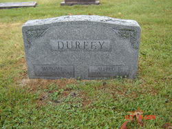 Margaret A. <i>Ross</i> Durfey