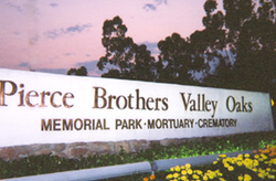 Pierce Brothers Valley Oaks Memorial Park