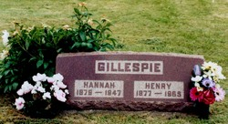 Henry Smith Gillespie
