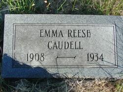 Emma <i>Reese</i> Caudell