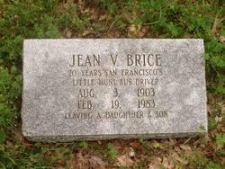 Jean V Brice