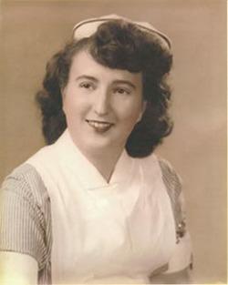 Barbara Mae <i>Keith</i> McAlister