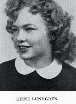 E. Irene <i>Lundgren</i> Sommers