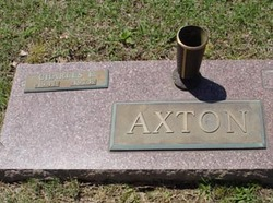 Charles Packy Axton