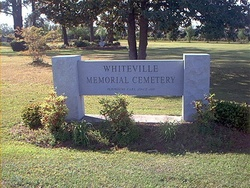 Whiteville Memorial Cemetery
