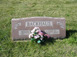 Melvin Backhaus