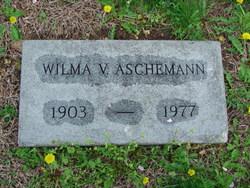 Wilma V. Aschemann