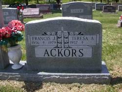 Francis J Ackors
