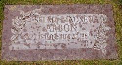 Selma <i>Madsen</i> Arbon