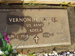 Vernon Henry Cletus Boever