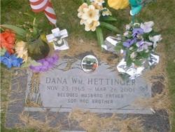 Dana William Hettinger