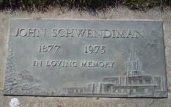 John Schwendiman