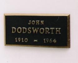 John Cecil Dodsworth
