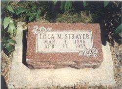 Lola Mable <i>Sturdevant</i> Strayer