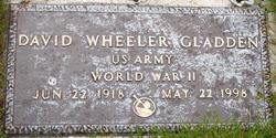 David Wheeler Gladden