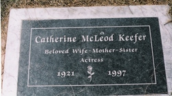 Catherine McLeod