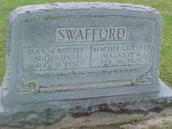 Martha Ann <i>Tollett</i> Swafford