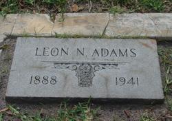 Leon N Adams