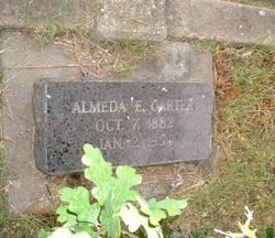 Almeda Elizabeth <i>Kuster</i> Carter