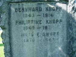 Bernhard Knopp